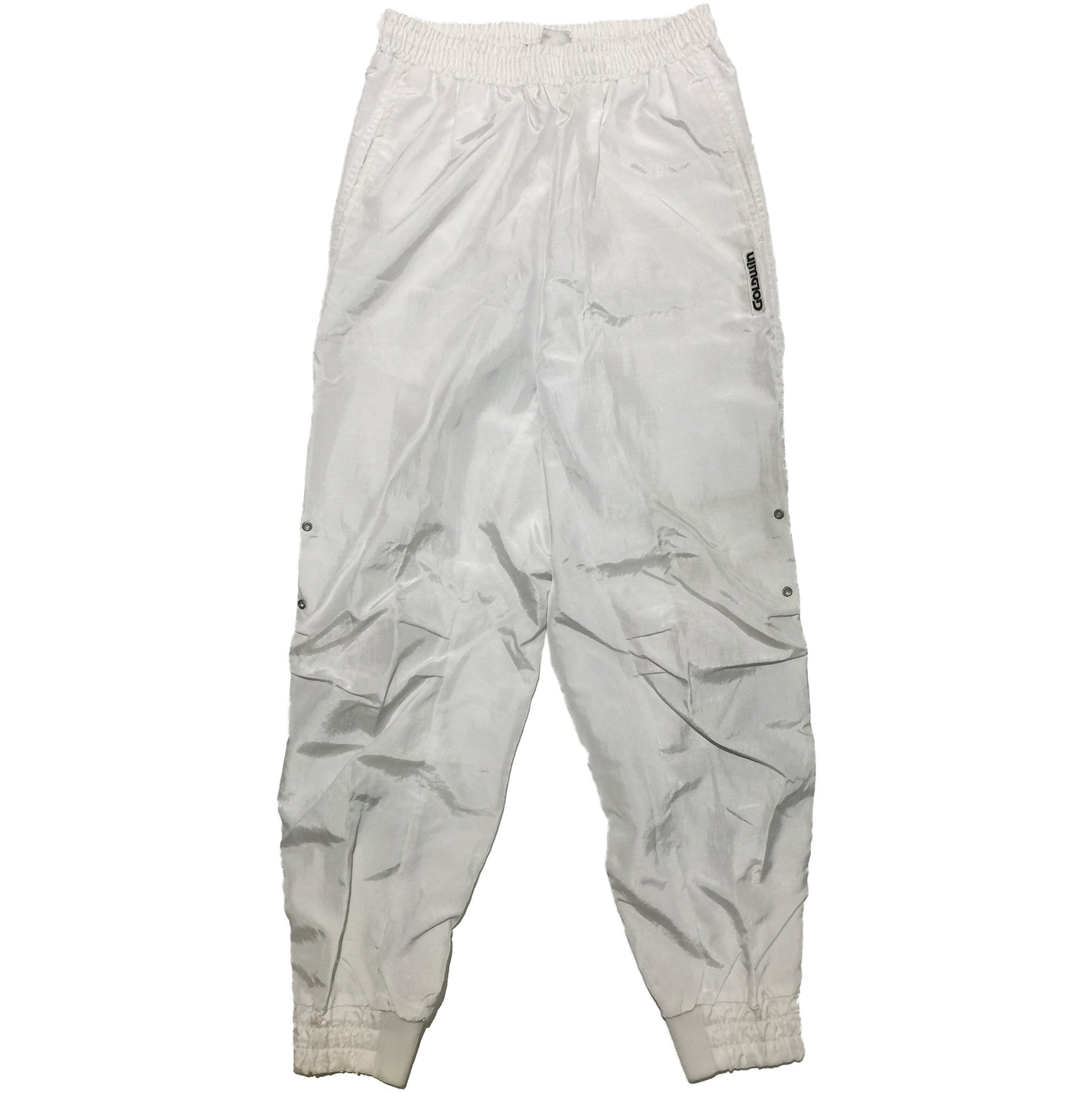 Goldwin White Pants