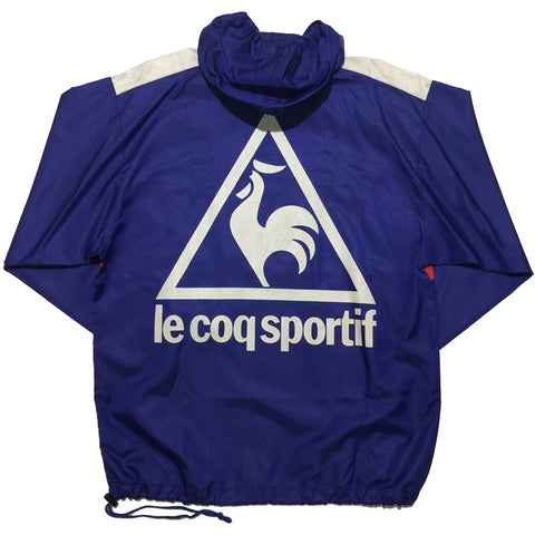 Le Coq Sportif Blue, White, Red Jacket
