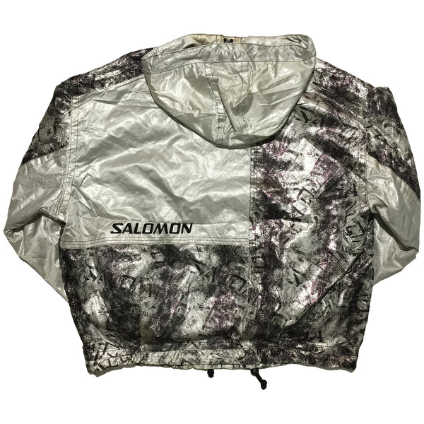 Salomon Silver, Black Jacket