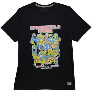 """Springfield Mania"" Tee by Thumbs"