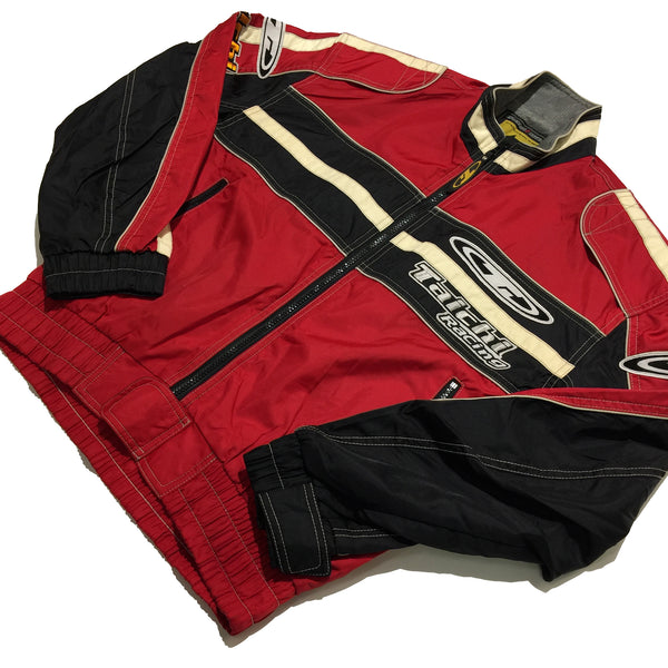 Taichi Red Racing Jacket