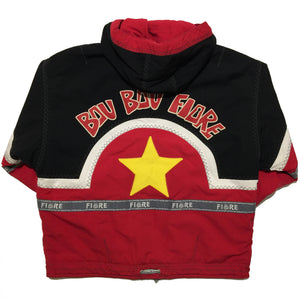 Bou Bou Fiore Red Jacket
