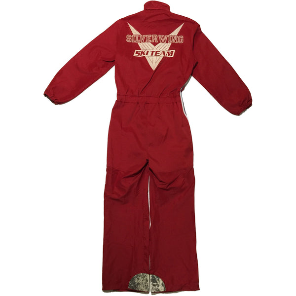 Goldwin Red Ski Suit