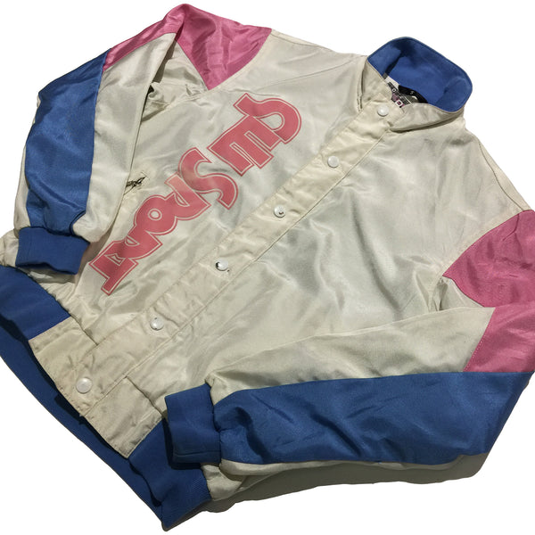 GW Sport White, Pink, Blue Jacket