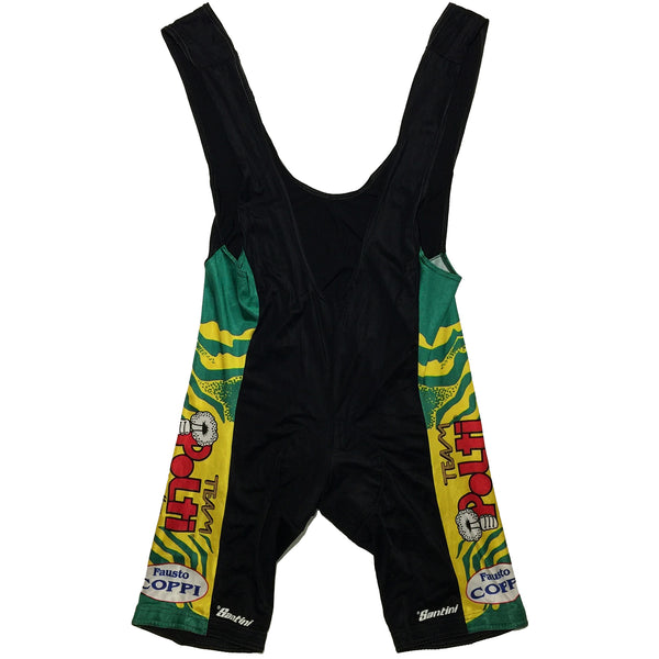 Team Polti Wrestling Leotard