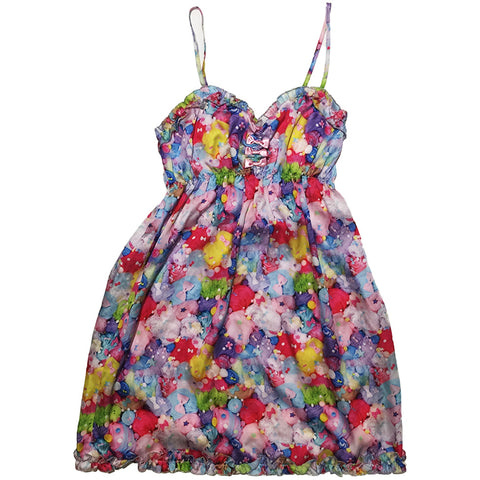 6%DOKIDOKI Floral Dress