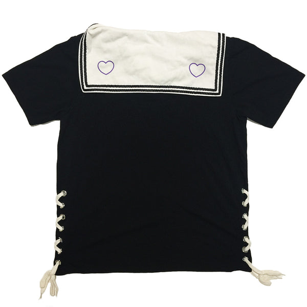 Vintage Listen Flavour Tomboy Tee from Japan