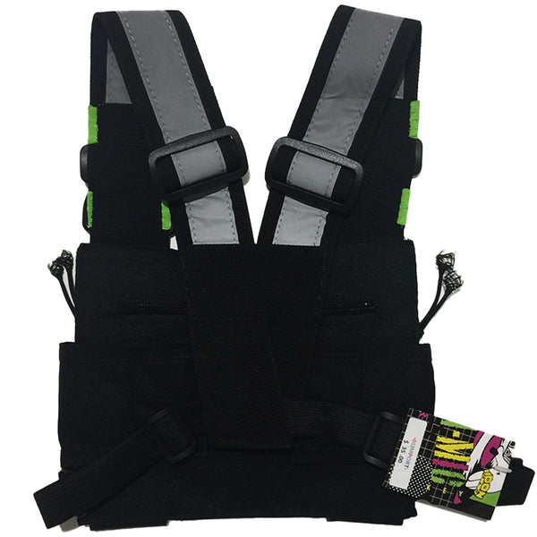 Chest Rig Reflective Straps