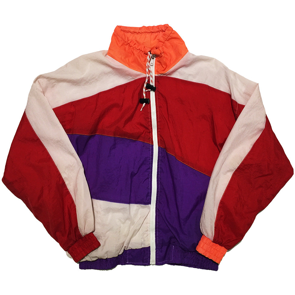 Marina Bay Orange, White, Red, Purple Jacket