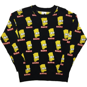 Bart Black Sweater