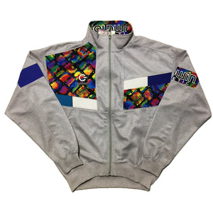 Goldwin Grey Track Jacket