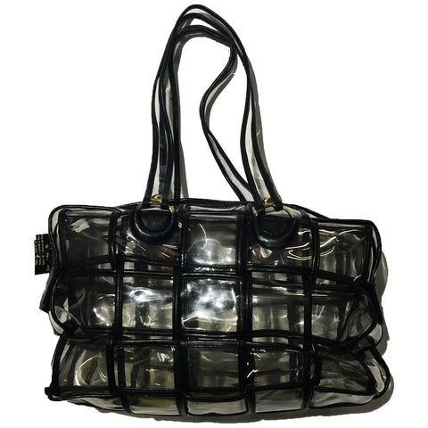 Transparent Hand Bag