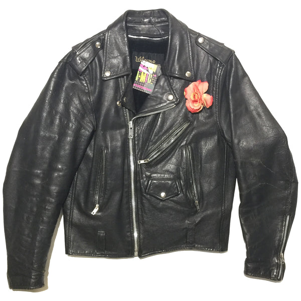 Wilson's Leather Biker Jacket