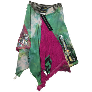 Gypsy Wolf Constructed Skirt