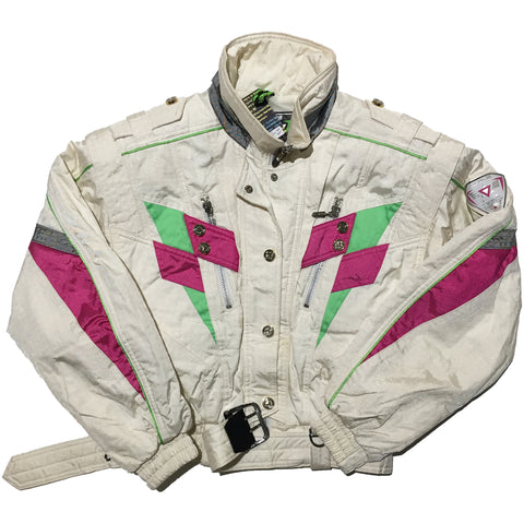 Impulse White Buzz Lightyear Jacket + Gloves + Goggles
