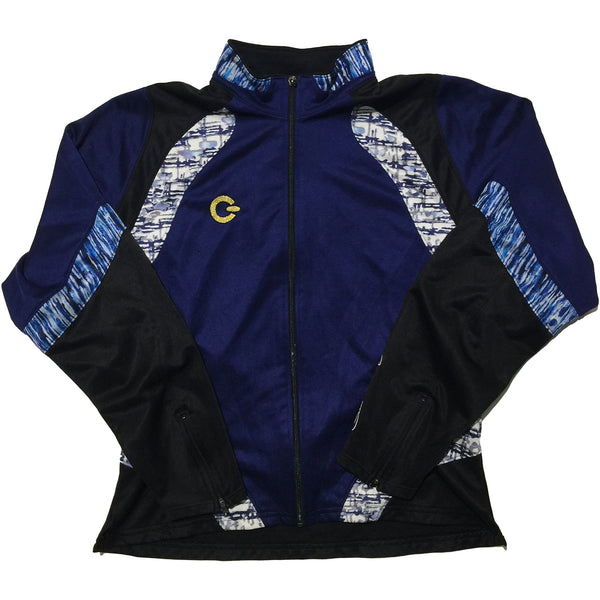 Goldwin Blue Track Jacket