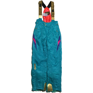 Goldwin Teal Ski Pants