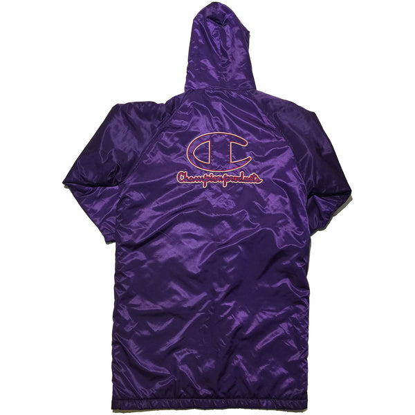 Champion Purple Long Jacket
