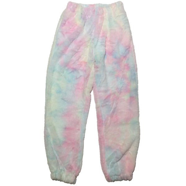 Rainbow Fleece Pants