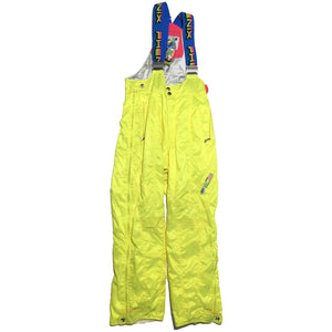 Phenix Yellow Ski Pants