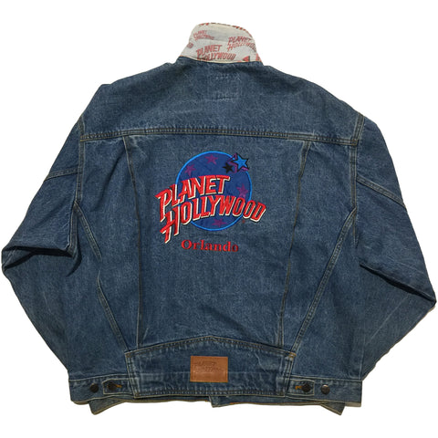Planet Hollywood Denim Jacket