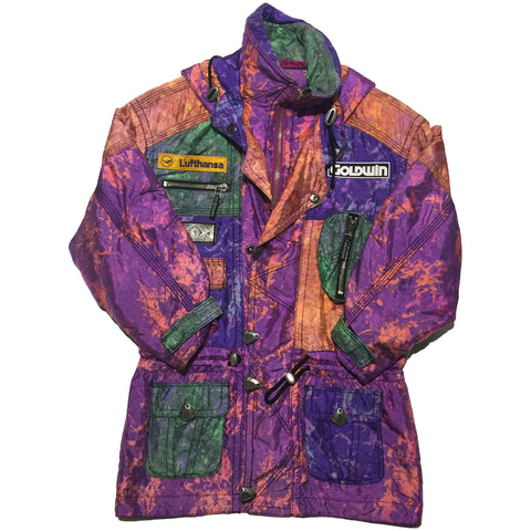 Goldwin Purple Jacket