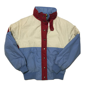 Killy White Red Blue Jacket