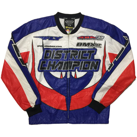 Fly BMX District Champion Jacket