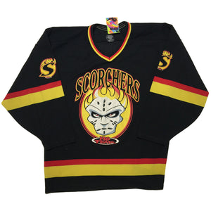 No Fear Scorchers Hockey Jersey