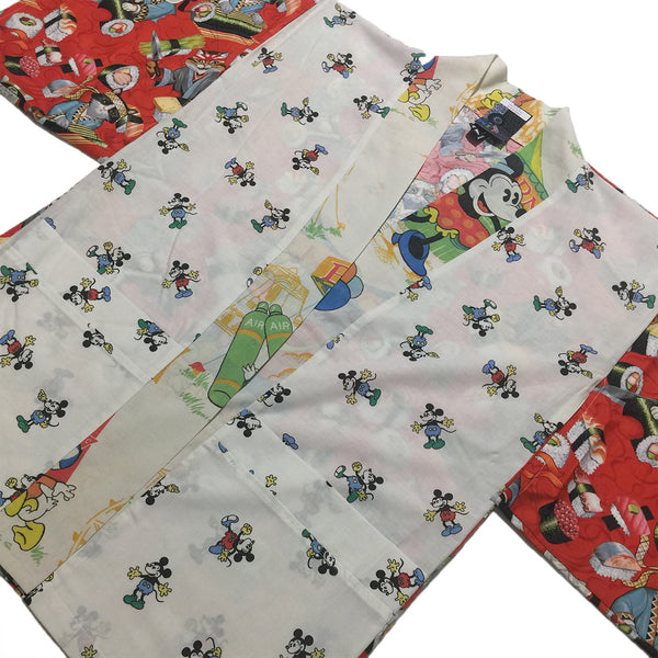 Sushi Cats and Mickey Mouse Haori