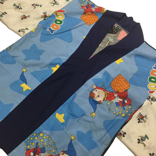 Noddy, Mickey Mouse, Dinosaur Haori