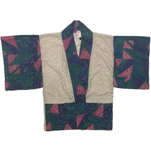 Combo Retro Triangular All Over Print Haori