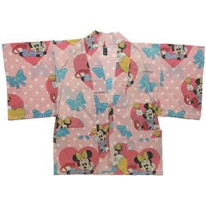 Minnie Mouse Heart and Bow Haori