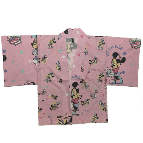 Minnie Mouse School Haori