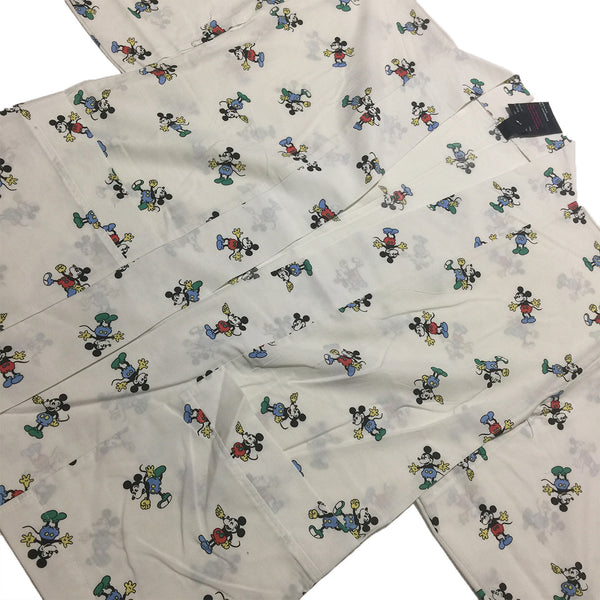 Retro Mickey Mouse All Over Print Haori