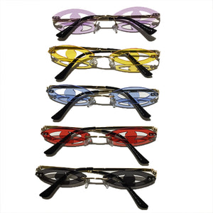Eye Acrylic Fashion Sunnies