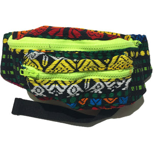 Blim Aztec Thread Woven Fanny Pack