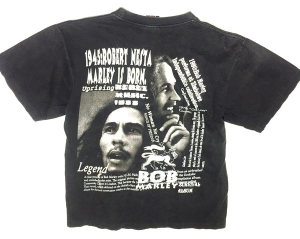 Bob Marley T by Rock Eagle
