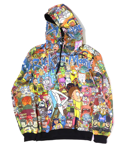 Rick and Morty Hoodie!