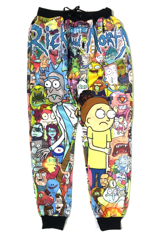 Rick and Morty Sweatpants!