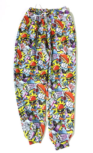 Pop Art Burger Sweatpants