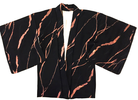 Copper Embellished Haori