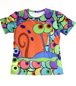 Acid Gary Eyeball T-shirt