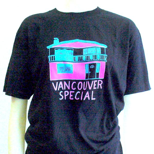 Vancouver Special T by Chantale Doyle for Blim