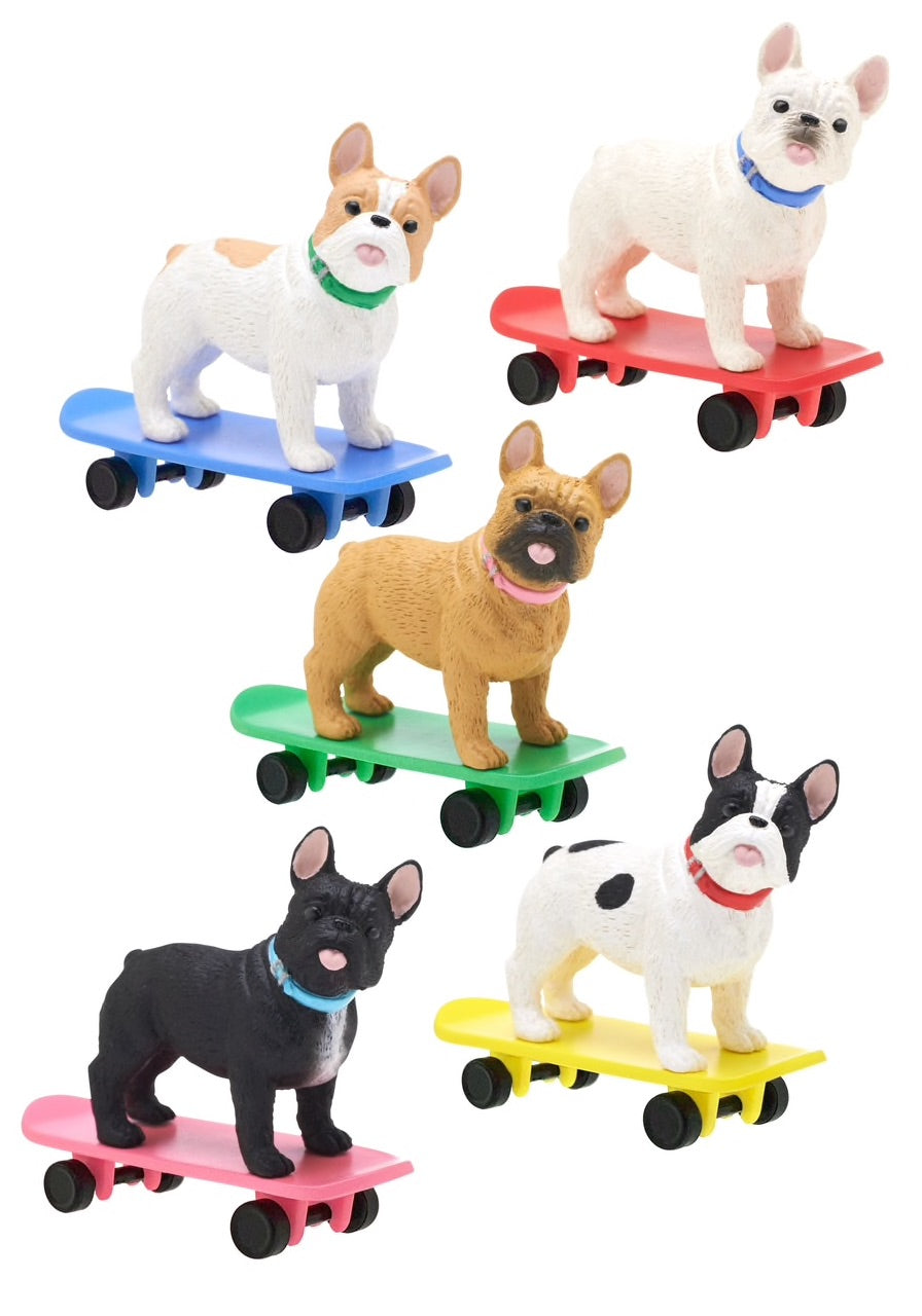 Skater Frenchie Blind-box