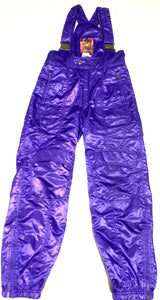 Plus Joyful Vintage Snow pants