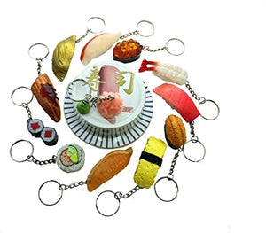 Sushi Key Chain Blind Box