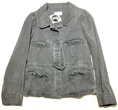 Mineral Washed Blazer by Chisato Tsumori