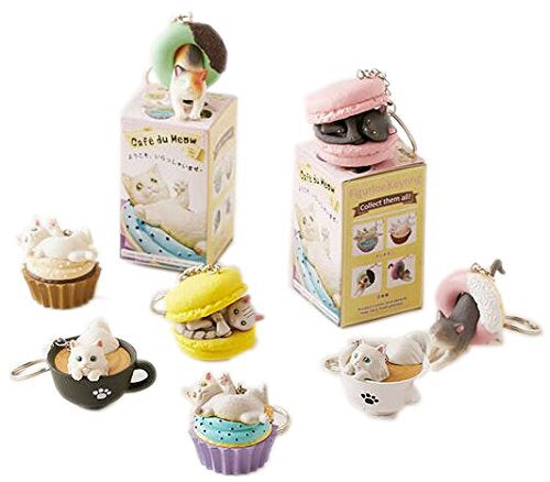 Cafe Cat Blind Box