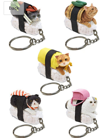 Sushi Cat Blind Box
